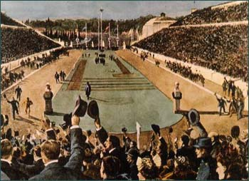 What Games Were Played at the First Olympics?   Trivia Genius