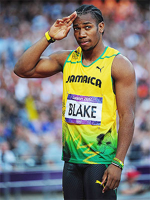 Blake to run only 100m at World C'ships in Moscow - Rediff.com Sports