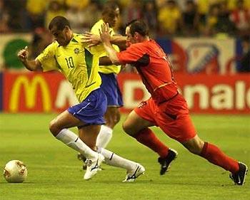 Brasilien Vs Belgien