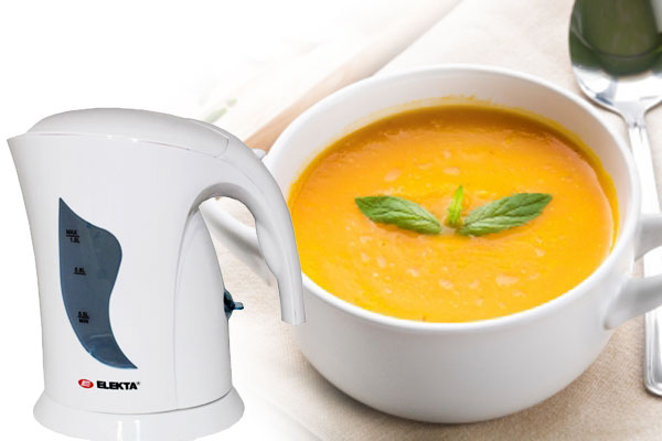 Make your favorite soup at home