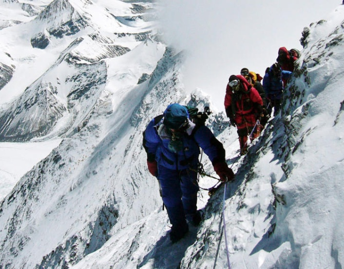 Why so many die climbing Everest