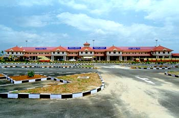 Old cochin airport