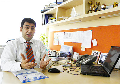 Reliance Mutual Fund CEO Sundeep Sikka