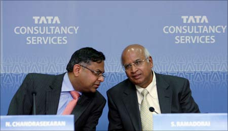 S Ramadorai, CEO, Tata Consultancy Services speaks to N Chandrasekaran, CEO-designate.