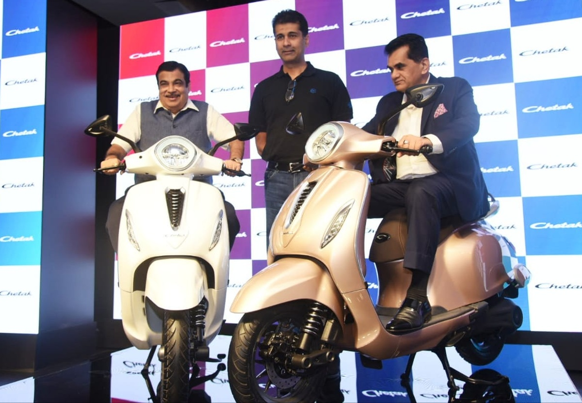 Post Covid, 2-wheeler EV firms see steady growth