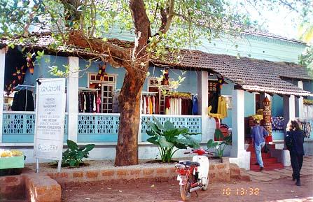 Goa Where To Shop
